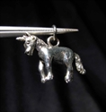 Picture of 21 x STERLING SILVER PENDANTS WITH THE LAST UNICORN HORSE WHOLESALE-LOT