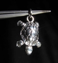 Picture of 21 x STERLING SILVER PENDANTS WITH A REPTILE TURTLE WHOLESALE-LOT