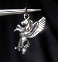 Picture of 21 x STERLING SILVER PENDANTS SMALL PEGASUS WHOLESALE-LOT