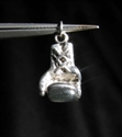 Picture of 21 x STERLING SILVER PENDANTS SMALL BOXING GLOVE WHOLESALE-LOT
