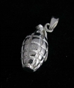 Picture of 21 x STERLING SILVER PENDANTS HAND GRENADE DESIGN WHOLESALE-LOT