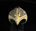 Picture of 21 x BRONZE MEN'S RINGS PHOENIX FIREBIRD OF PREY WHOLESALE-LOT
