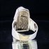 Picture of 21 x STERLING SILVER MEN'S RINGS CRUSADER KNIGHT HELMET ARMOR LANCELOT ANTIQUED WHOLESALE-LOT