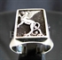 Picture of 21 x STERLING SILVER RINGS GRIFFIN GRIFFON GRYPHON MEDIEVAL WHOLESALE-LOT