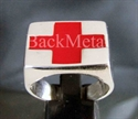 Picture of 21 x STERLING SILVER RINGS RED CROSS AMBULANCE HOSPITAL WHOLESALE-LOT
