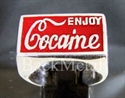 Picture of 21 x STERLING SILVER RINGS ENJOY COCAINE RED COKE STYLE WHOLESALE-LOT