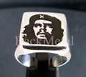 """Picture of 21 x STERLING SILVER RINGS ERNESTO """" CHE """" GUEVARA REVOLUTION REBEL WHOLESALE-LOT"""