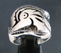 Picture of 21 x STERLING SILVER RINGS ROMAN CENTURION GLADIATOR ARMOR HELMET WHOLESALE-LOT