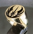 Picture of 21 x BRONZE RINGS CLONE WARS JEDI COAT OF ARMS STAR WHOLESALE-LOT