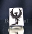 Picture of 21 x RECTANGLE SILVER RINGS PHOENIX FROM THE ASHES FIREBIRD WARBIRD WHOLESALE-LOT