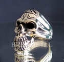Picture of 21 x BRONZE RINGS RING EYE OF RA SKULL HORRUS UDJAT DEAD PHARAO EGYPT WHOLESALE-LOT