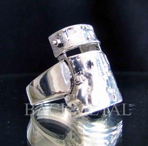 Backmetal Com Rings Amp More 21 X Artwork Sterling Silver