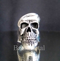 Picture of 21 x STERLING SILVER ARMY OFFICER SKULL RINGS WITH BERET SPECIAL FORCES SOLDIER BASQUE WHOLESALE-LOT