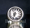 Picture of 21 x STERLING SILVER RINGS FRENCH FOREIGN LEGION ARMY MERCENARY FORCES WHOLESALE-LOT