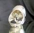 Picture of 21 x ARTWORK STERLING SILVER BIKER RINGS DEATH BY BULLET SKULL TOTENKOPF MC WHOLESALE-LOT