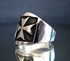 Picture of 21 x STERLING SILVER RINGS MALTESE CROSS COAT OF ARMS 3 WHOLESALE-LOT