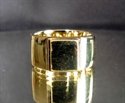 Picture of 21 x BRONZE RINGS BLANK SQUARE TOP WHOLESALE-LOT