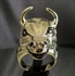 Picture of 21 x BRONZE ANIMAL RINGS WITH THE HEAD OF A BULL EL TORRO WHOLESALE-LOT