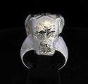 Picture of 21 x STERLING SILVER BREED RINGS BOXER DOG WHOLESALE-LOT